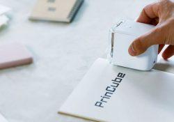 Бизнес идея PrinCube: карманный принтер