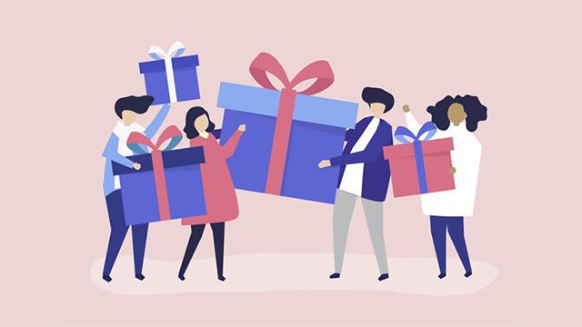 Предложите бесплатные подарки для покупок
