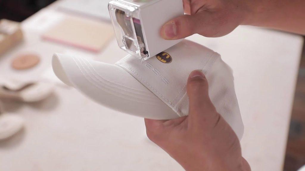 Самый маленький цветной принтер в мире - PinCube