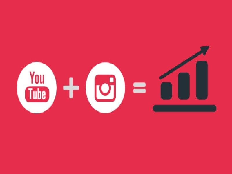 Зарабатывай на Instagram и YouTube