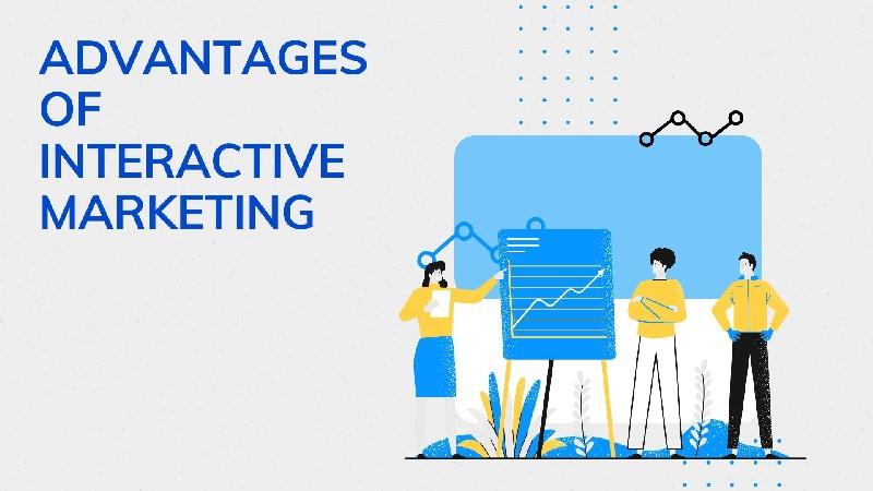 Интерактивный маркетинг имеет несколько существенных преимуществ