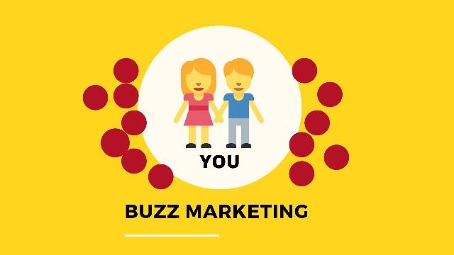 Что такое Buzz Marketing