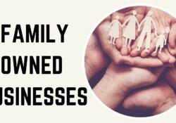 Топ-15 семейных предприятий в мире